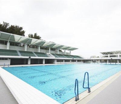 沖縄県立奥武山総合公園運動場奥武山水泳プール