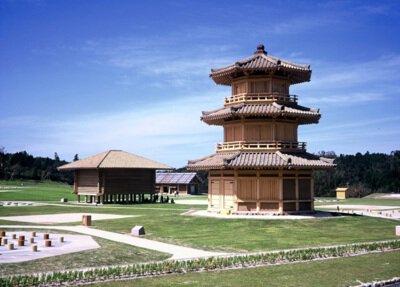 歴史公園鞠智城 温故創生館