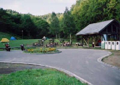 旭ヶ丘公園キャンプ場