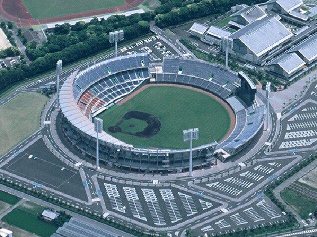 宮崎県総合運動公園KIRISHIMAサンマリンスタジアム宮崎
