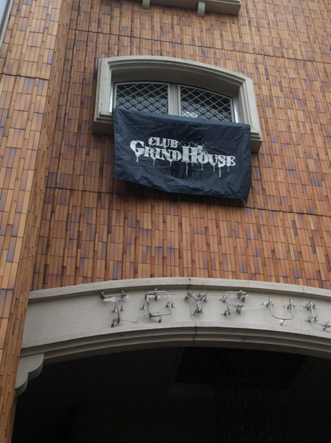 徳島club GRINDHOUSE