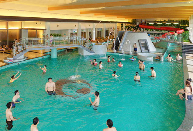 きぬ川ホテル三日月 ガーデンスパ