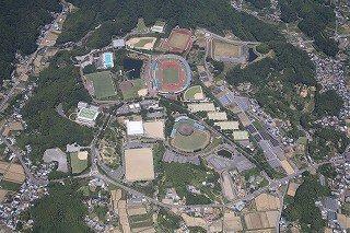 高知県立春野総合運動公園野球場