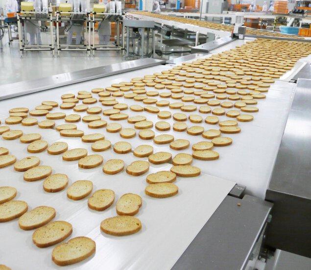 ガトーフェスタ ハラダ 本社工場シャトー・デュ・エスポワール
