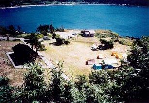 皆月青少年旅行村キャンプ場