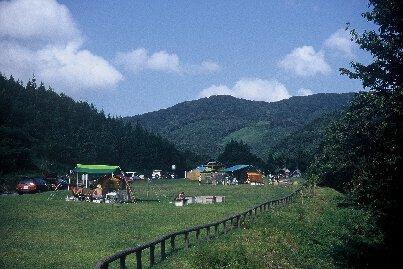 南大平ダム湖公園