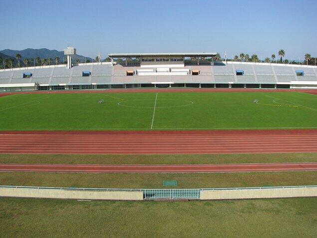 宮崎県総合運動公園陸上競技場