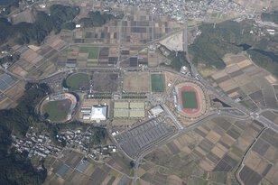 宮崎市生目の杜運動公園陸上競技場