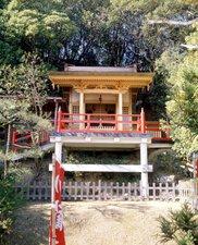 白浜美術館・歓喜神社
