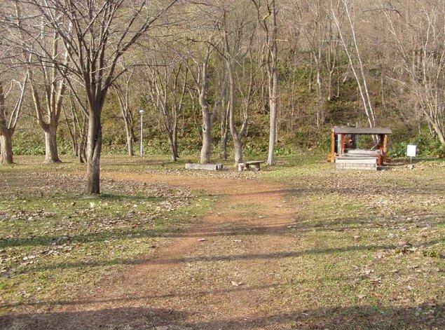 我路ファミリー公園キャンプ場