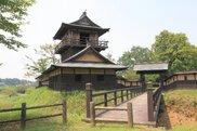 逆井城跡公園