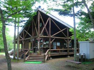 中標津町緑ヶ丘森林公園キャンプ場
