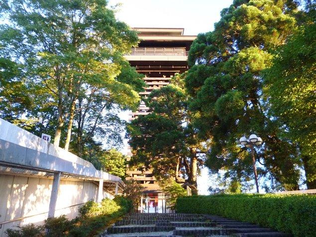 田辺市龍神ごまさんスカイタワー