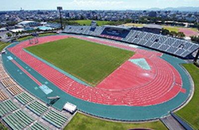 佐賀県総合運動場 陸上競技場