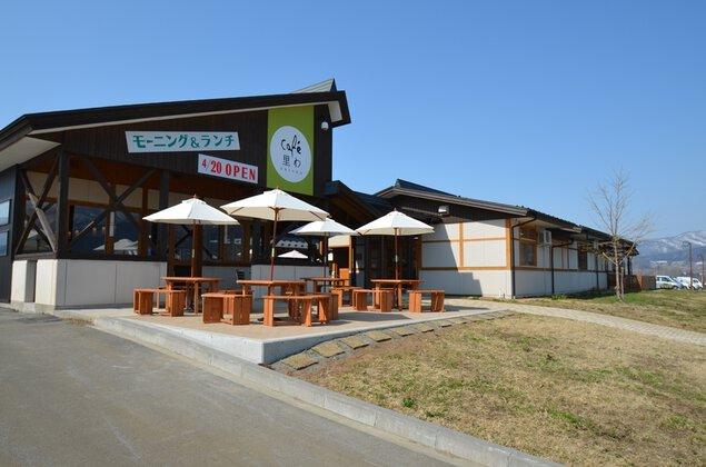 花の駅 千曲川