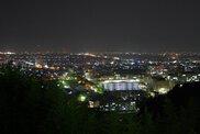 西部公園の夜景