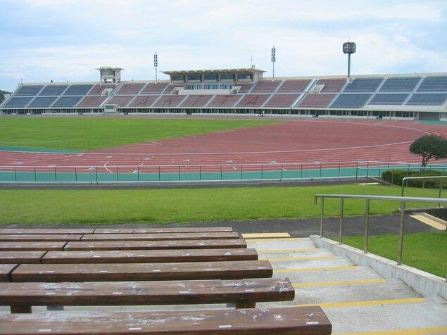 秋田県立中央公園陸上競技場