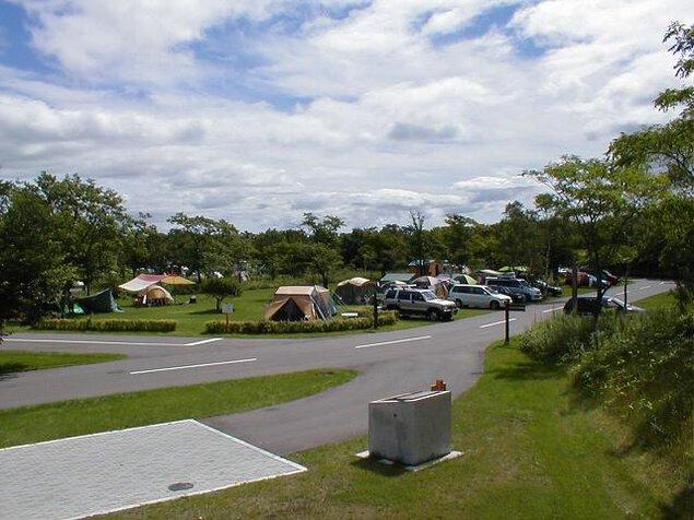 虹別オートキャンプ場