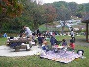 西蔵王公園バーベキュー広場