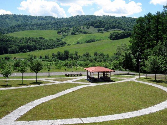 若者の郷グリーンパークキャンプ場