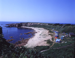 行合崎キャンプ場
