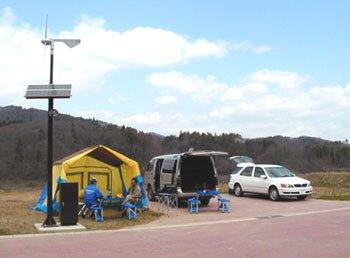 田瀬湖オートキャンプ場