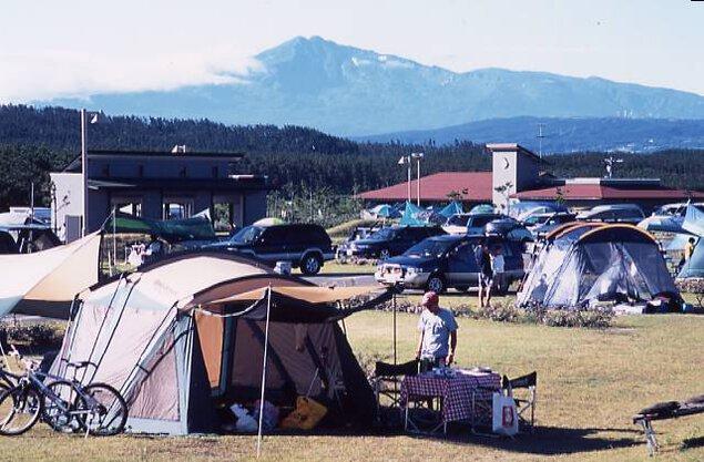 本荘マリーナオートキャンプ場