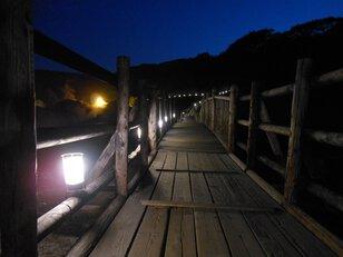 鬼火の路~幻想と神秘の谷~