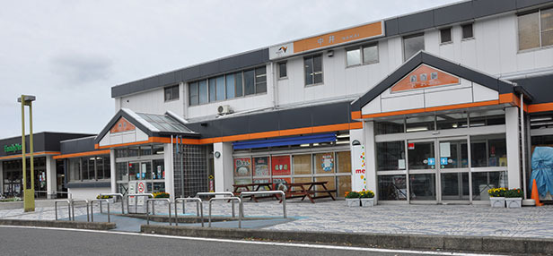 中井PA(下り線)