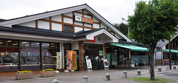 呉羽PA(上り線)