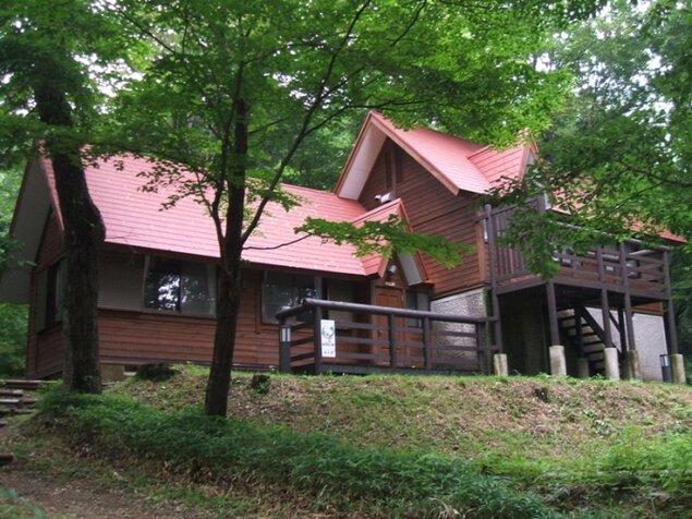 栃木県県民の森キャンプ場