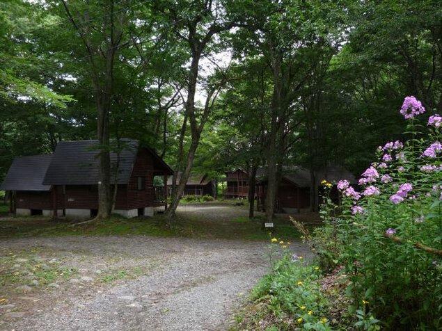 温川キャンプ場