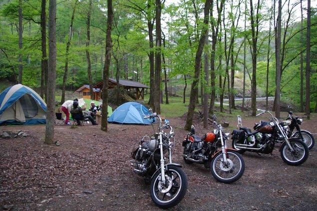 まほーばの森キャンプ場