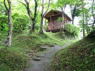 月川荘キャンプ場