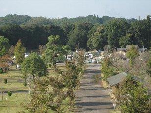 オートキャンプしあわせの丘リゾート