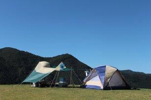若杉高原おおやキャンプ場