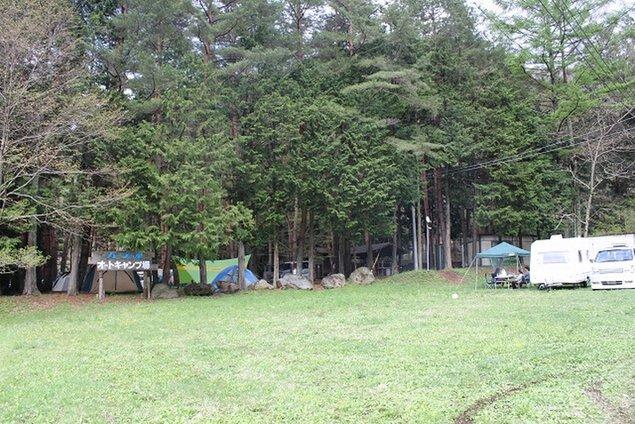 ハーブの里オートキャンプ場
