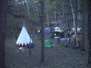 一の瀬高原キャンプ場