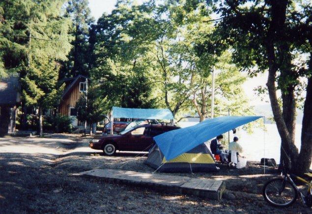 青木湖キャンプ場&アドベンチャークラブ