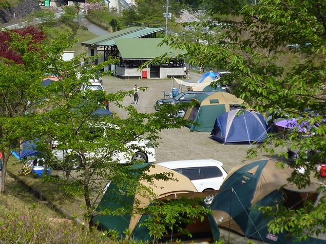 金剛緑地オートキャンプ場