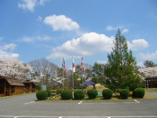 CAMPERS-INNチロリン村キャンプグランド