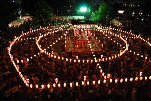 第71回 築地本願寺納涼盆踊り大会