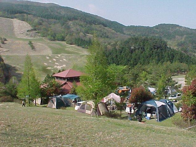 十種ヶ峰オートキャンプ場・スキー場