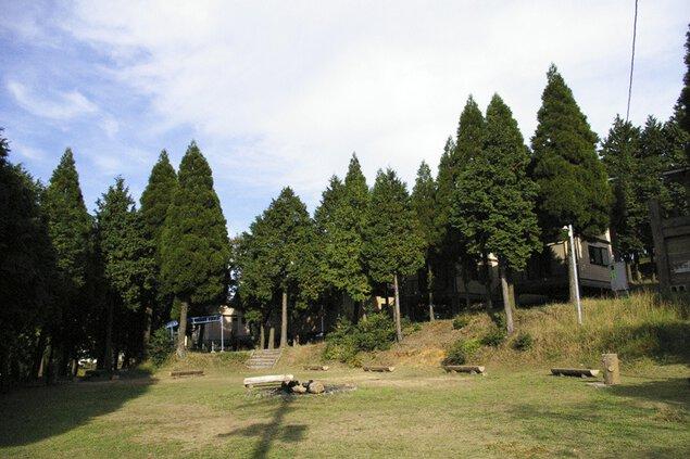 龍ヶ岳山頂自然公園キャンプ場