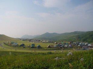 平尾台自然の郷キャンプ場
