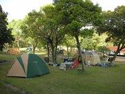 休暇村雲仙諏訪の池キャンプ場