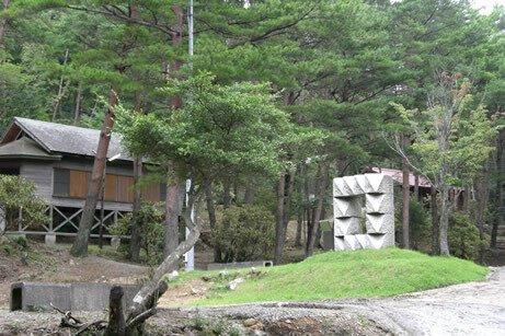 端海野自然森林公園(端海野キャンプ場)