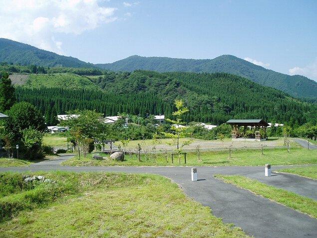 矢立高原キャンプ場