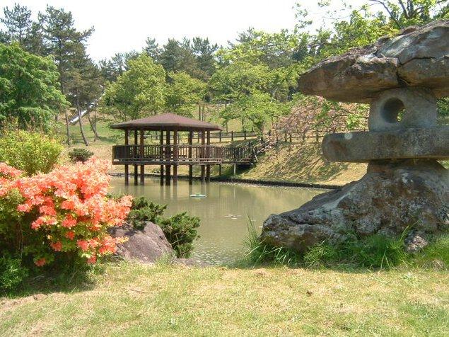 八森山町民の森公園