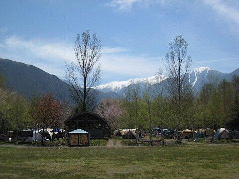 木曽駒オートキャンプ場